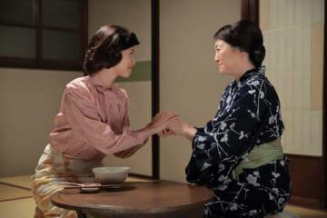 NHK連続テレビ小説「まんぷく」第117回の一場面(C)NHK