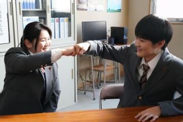 連続ドラマ「3年A組−今から皆さんは、人質です−」第7話の一場面=日本テレビ提供