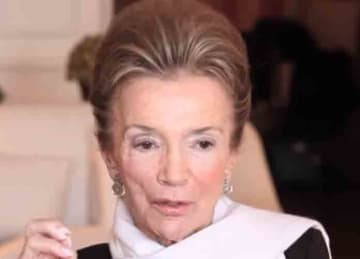 Jackie Kennedy's sister Lee Radziwill dies at 85