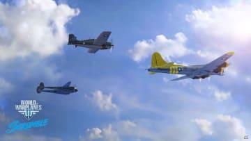 「World of Warplanes」日本での正式サービスが決定!待望のテイクオフは今春から