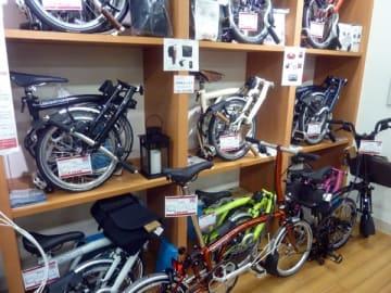 【兵庫県】サイクルセンターサンワ「ブロンプトン祭り開催中!」