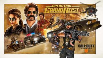 『CoD:BO4』大型アップデート「作戦名: グランドハイスト」発表―2月20日よりPS4向けに先行配信