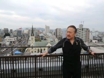 石橋凌、40周年と故郷愛 記念ツアー、締めは久留米で
