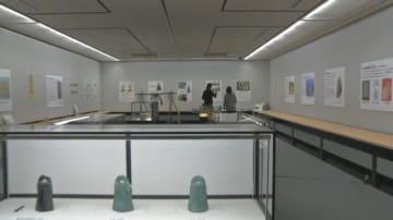 南あわじ市で展示会 「銅鐸をつくる」ことに注目