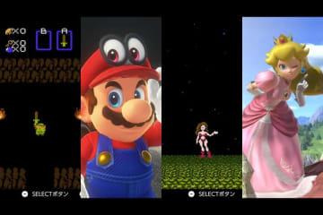 任天堂のキャラクター、今と昔で見た目がぜんぜん違う!?マリオやカービィの歴史を画像で振り返る