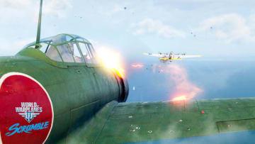 空戦MMO『World of Warplanes』国内正式サービス開始が2019年春に決定!