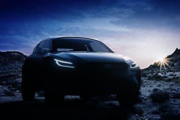 SUBARU 第89回ジュネーブ国際モーターショーにコンセプトカー「SUBARU VIZIV ADRENALINE CONCEPT」を出展