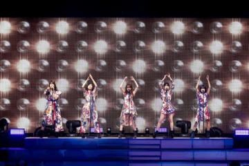 24日にWOWOWで日本武道館公演が放送される「Little Glee Monster」