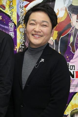「第13回 声優アワード」で富山敬賞に選ばれた山口勝平さん