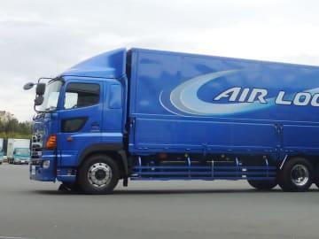 日野自動車の大型トラック「プロフィア」
