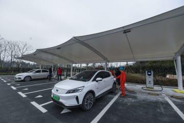中国、世界で初めてEVエネルギー消費基準発表
