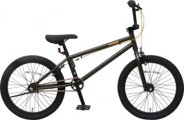 あさひオリジナルブランド「レユニオン」にBMX型の自転車が登場