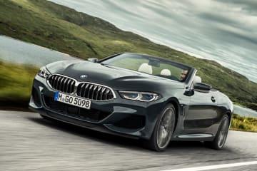 BMW 新型8シリーズ カブリオレ 発表