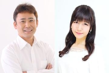 アニメ「MIX」主人公・投馬の両親役に高木渉&井上喜久子が決定!