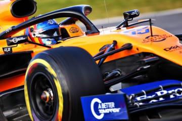 サインツJr.、2番手タイムをマークしたマクラーレンF1の初日テストに感銘「チーム全員が誇るべき内容」