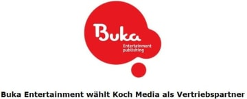 Koch MediaがBuka Entertainmentとの提携を発表―3タイトルをマルチプラットフォームで販売へ