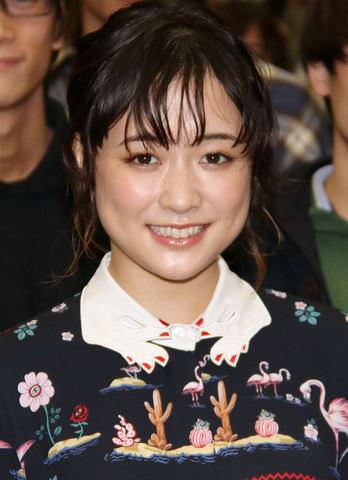 映画「あの日のオルガン」の特別試写会に出席した大原櫻子さん