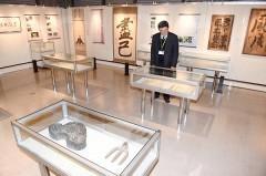 山田方谷記念館が24日開館