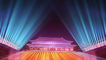 故宮博物院、「上元の夜」に初の夜間公開