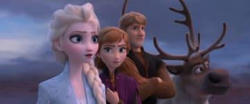 劇場版アニメ「アナと雪の女王2」の場面カット (C)2019 Disney. All Rights Reserved.