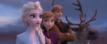 邦題も『アナと雪の女王2』に決定! - (c) 2019 Disney. All Rights Reserved.