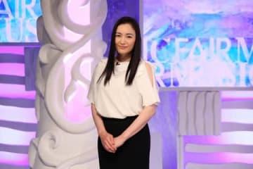 3月2日放送回から「MUSIC FAIR」のMCに復帰する仲間由紀恵さん (C)フジテレビ