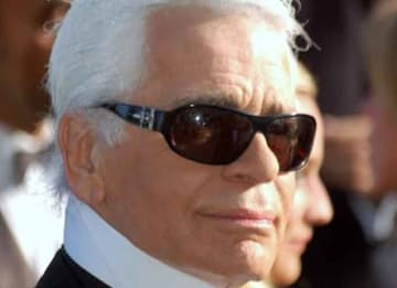 Designer Karl Lagerfeld, Chanel's Creative Director, Dead At 85 In Paris