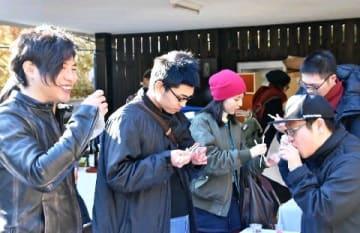 古湯・熊の川温泉で「はしご酒」 飲んで、歩いて、入浴も 24日にイベント [佐賀県]