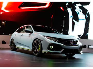 ホンダの英国スウィンドン工場で生産し、日本に輸出している主力生産車「CIVIC」、次期モデルは日本国内生産か?