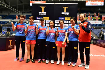 【卓球・Tリーグ】KA神奈川、アウェーで3連勝! ファイナルへ向け勢い全開だ