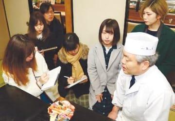 氷見の海鮮丼マップ化 県立大・富山大の学生ら こだわりの10店を紹介