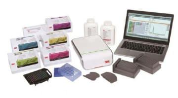 3M病原菌自動検出システム(スリーエムジャパン発表資料より)
