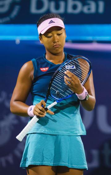 Tennis: World No. 1 Osaka bows out in Dubai 2nd round