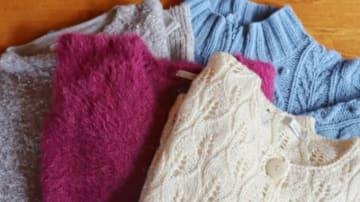 寒い冬のマストアイテム! あなたのセーターを洗う頻度は?