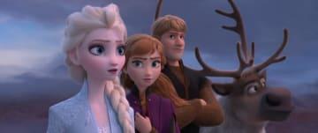 『アナと雪の女王2』(C)2019 Disney. All Rights Reserved.