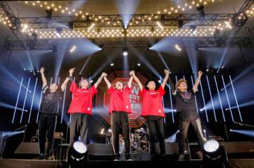「FLOW LIVE BEST 2019 in 日本武道館~神祭り~」を行ったFLOW