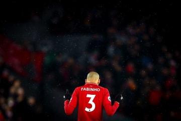 リヴァプールのファビーニョ photo/Getty Images