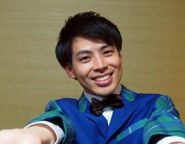 【イケメン訪問記】お笑いコンビ・さすらいラビー 宇野慎太郎