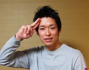 【イケメン訪問記】お笑いトリオ・青色1号 上村典弘