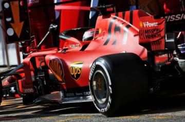 フェラーリF1の2日目テストを担当したルクレール「まずは高ぶる感情を抑えることに集中した」