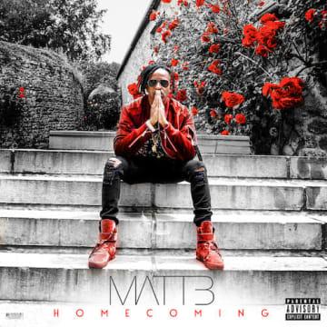 日本中のR&Bファンに衝撃を与える作品を生み出している、Matt B(マット・ビー)。3作目となるアルバム「HOMECOMING」が遂に発売!