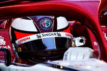【F1テスト1回目デイ3・午前タイム結果】ライコネンがトップ。レッドブル・ホンダのフェルスタッペンは5番手
