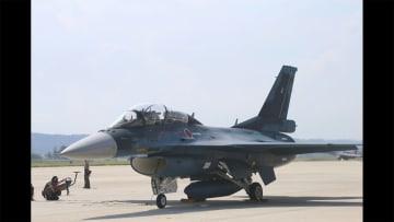 空自F-2戦闘機が墜落 乗員2人救助
