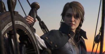 Ubisoftが海戦ゲーム新作『スカル アンド ボーンズ』をテレビドラマ化―1700年代を舞台に女性主導の物語描く