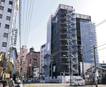 ホテル開発、南へ 金沢市中心部 香林坊、片町に波及