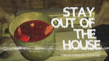 VHS風味のローポリスラッシャーホラー『Stay Out of the House』が3月にSteam配信!