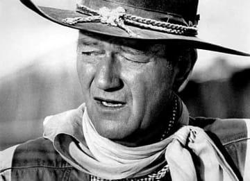 John Wayne in 1961