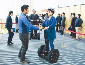 自動車・ロボット最新技術に理解 県がフォーラム