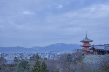 千年の都は夜明けが美しい。世界遺産「清水寺」「平等院」を巡る歴史ツアー