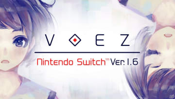 Switch版「VOEZ」で新たに16曲を収録した「楽曲追加パッチVer1.6」が配信開始!